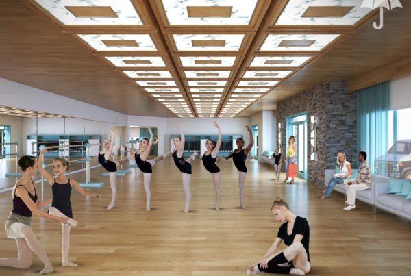 Clickable Coverage - Dance Studio